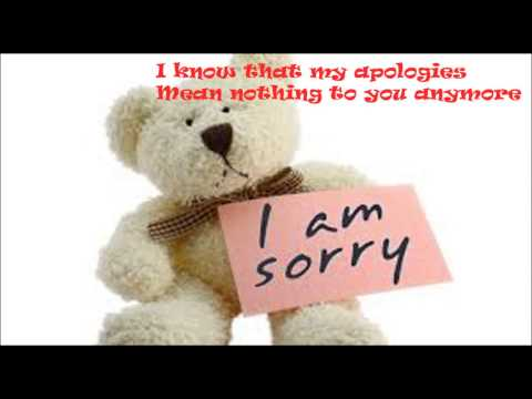 i am sorry letter to mother | Sorry video greeting to mom | How to