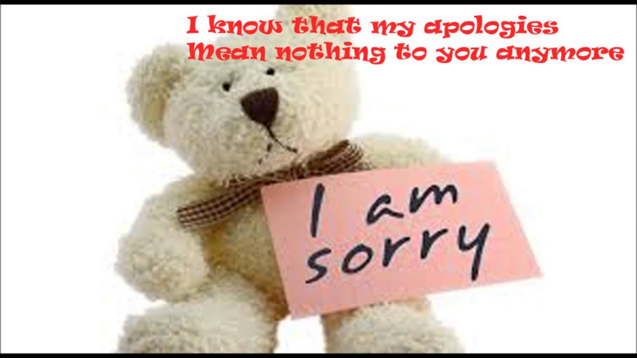 i am sorry letter to mother Sorry video greeting to mom How to