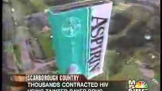 Bayer Knowingly Sells HIV Contaminated Vaccines