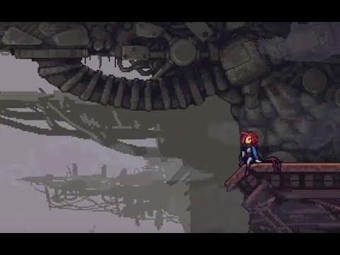 REDO! - A Dark & Stylish Sci-Fi Metroidvania Adventure
