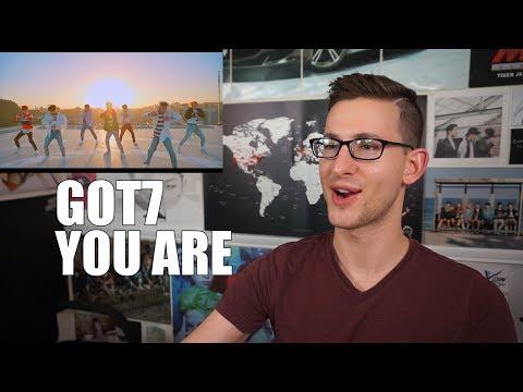 GOT7 - You Are MV Reaction