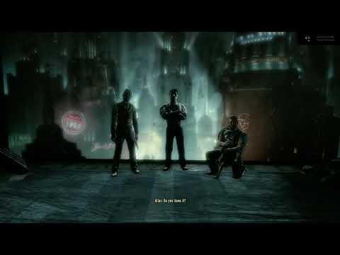 Bioshock Infinite Burial at Sea Ep 2(DLC) Ending  