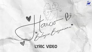 Download Haico - Bahagia Bersamamu | Lyric Video