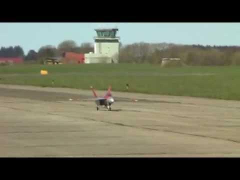 FEJ F-18 SuperHornet at Lista Airport in Norway