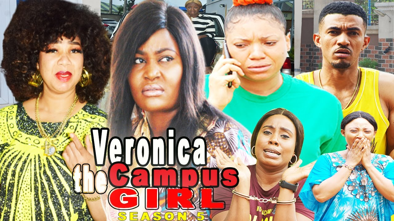 Download VERONICA THE CAMPUS GIRL SEASON 5(Trending New Movie) Chizzy Alichi 2021 Latest Nigerian Movie