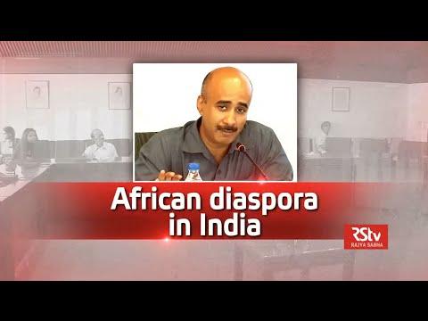 Discourse - African diaspora in India: A historical study