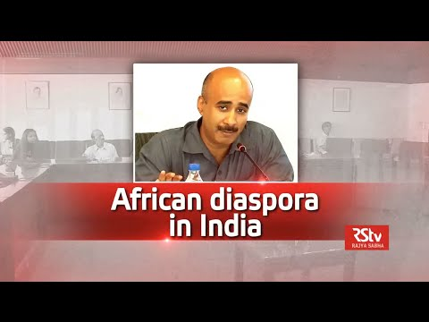 Discourse - African diaspora in India: A historical study