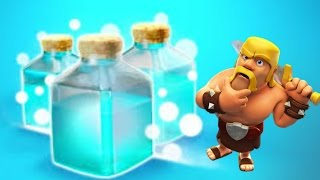Lavaloonion with clone spell?? (Clash of clans)