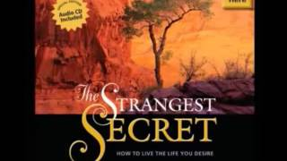 Earl Nightingale The Strangest Secret Power of Positive Thinking