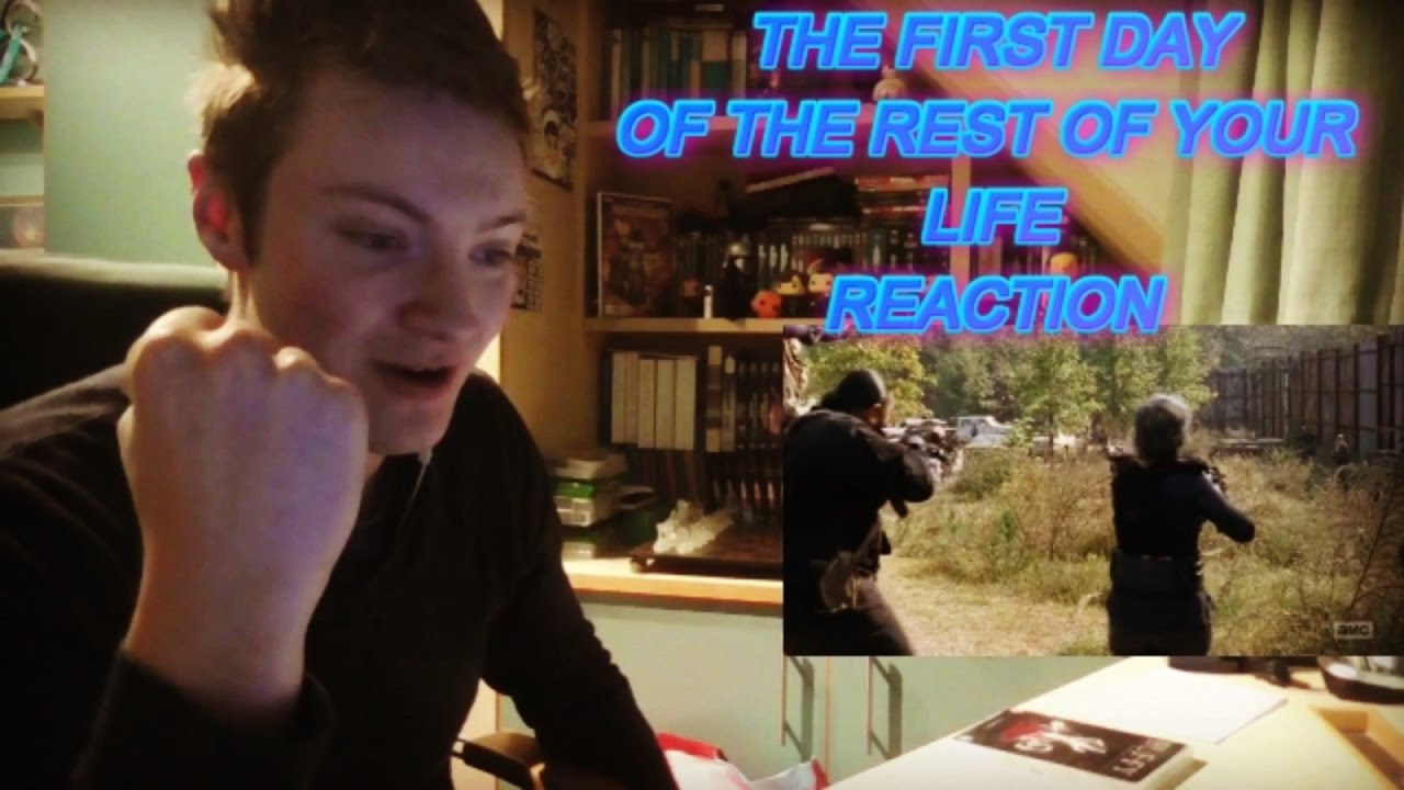 Download THE WALKING DEAD - 7X16 THE FIRST DAY OF THE REST OF YOUR LIFE REACTION