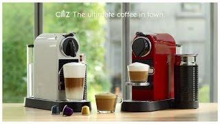 Nespresso CITIZ&MILK machine
