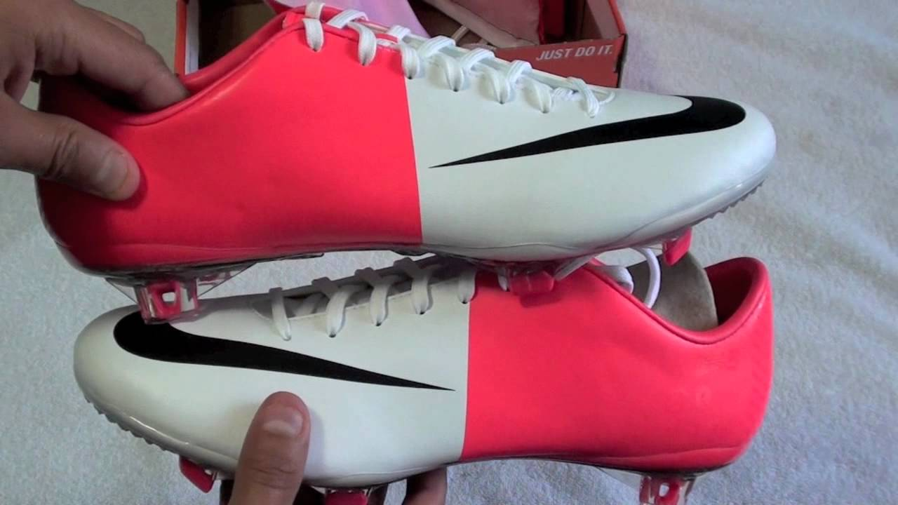 a1bfc541b Nike Mercurial Vapor VIII (White Black Solar Red) Unboxing!  CLASH Edition   - YouTube