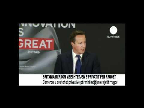 BRITANIA KERKON MBESHTETJEN E PRIVATIT PER RRUGET ABC NEWS AL