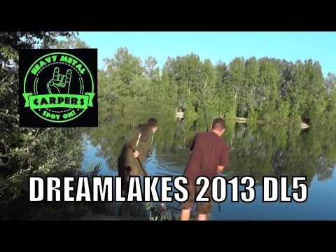 Carp Fishing France: Dreamlakes DL5 August 2013