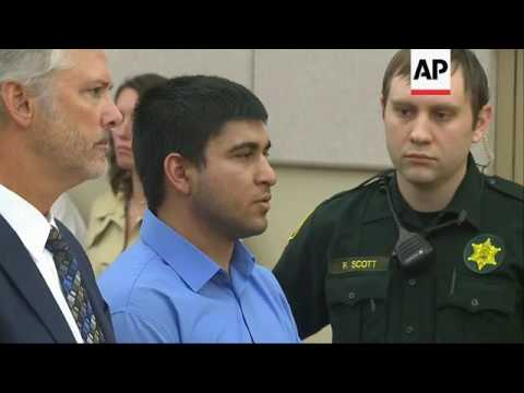 US shooting suspect Cetin appears in court