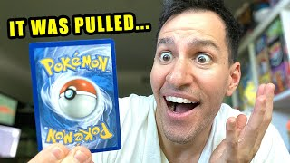 *I PULLED IT... AGAIN!* Big Pokemon Cards Opening!