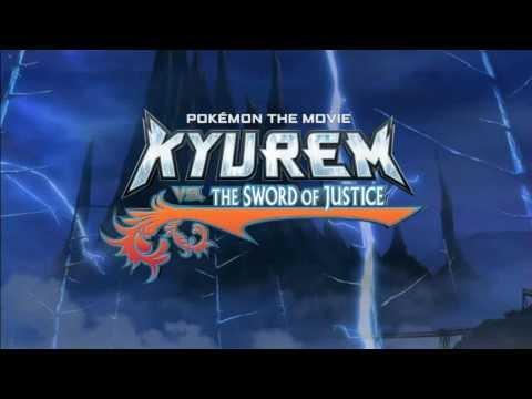 Pokémon - It's all Inside of You [DVD QUALITY] Kyurem Vs. the Sword of Justice
