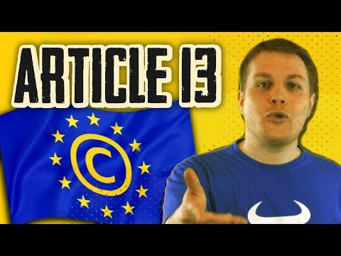 Robocopyright - Article 13 Rap
