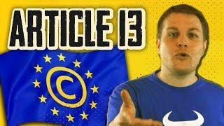 Robocopyright - Article 13 Rap
