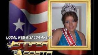 Latina Salsa & R&B Artist: Jennifer Acosta - VOLVERE