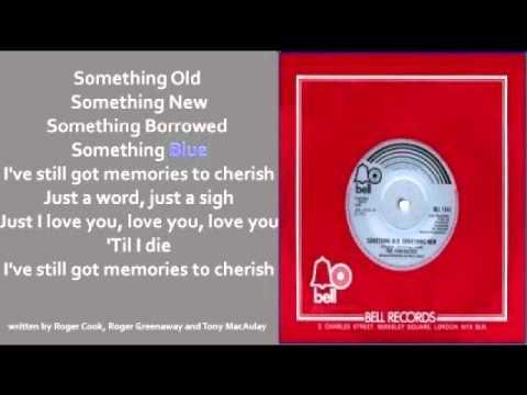 The Fantastics - Something Old, Something New (+ lyrics 1971)