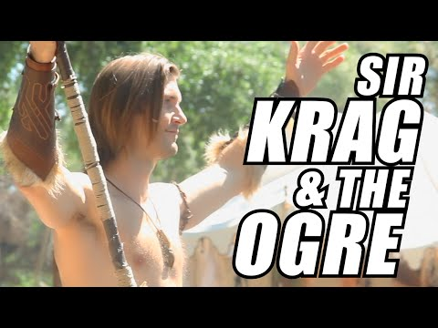 Sir Krag & The Ogre - A Live Performance at The Tulare Renaissance Festival 2015