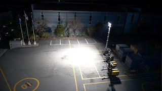 아트라스콥코 LED 타워라이트 H5+