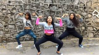 LUV LETTER VIDEO SONG Dance Video | MEET BROS,KANIKA KAPOOR | T-Series