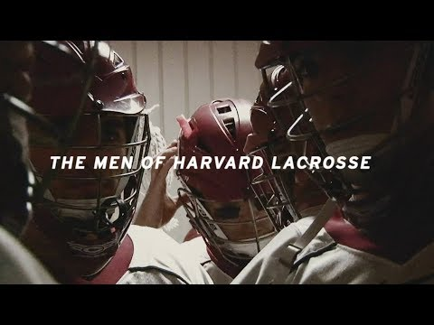 The Men of Harvard Lacrosse