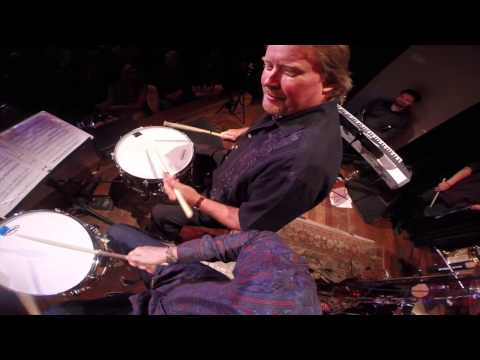 "GoPro: The Tommy Igoe Groove Conspiracy featuring Scott ""Scojo"" Johnson"