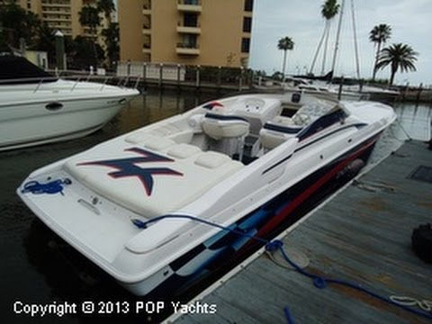 [SOLD] Used 2001 Donzi 38 ZX in Fort Myers, Florida