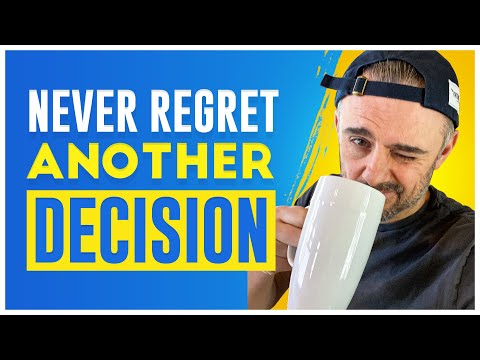 How to Live Your Life and Not Worry About Regret | Tea with GaryVee
