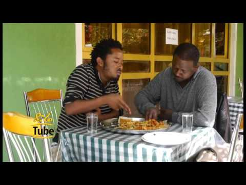 Funny Scene from Ethiopian Movie Chombe
