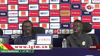 "Krépin Diatta : ""je ne pense qu'à remporter la CAN 2019"""