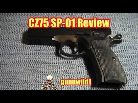 CZ75 SP-01 Review