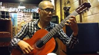Nguyen Quang Vinh guitar Balletto M.Ponce