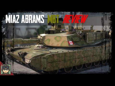 Armored Warfare: M1A2