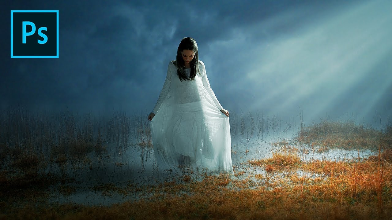 #Photoshop Digital Imaging - Waking From a Dream