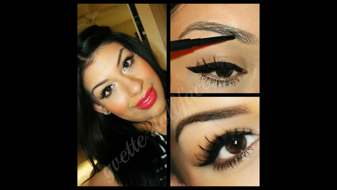 How To 3 Steps To Eyebrow Perfection Youtube