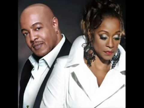 Peabo Bryson & Regina Belle   Without You Love Theme From