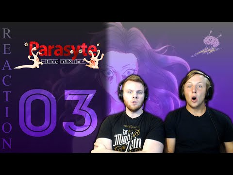 SOS Bros React - Parasyte The Maxim Episode 3 - Dangerous(?) Deals