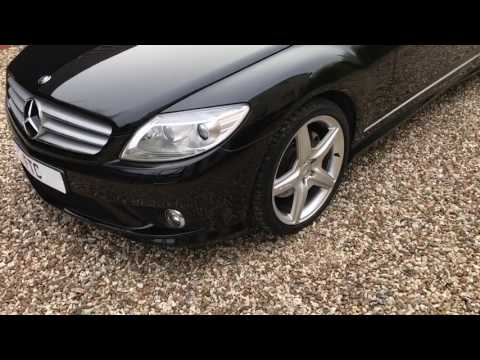 Mercedes CL500 5.5 V8 (388) AMG - FTC Leasing X4/2189