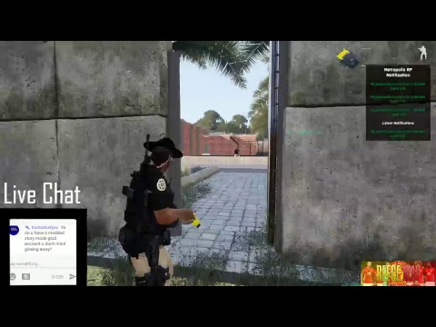 Arma 3 Life - Metropolis RP - DOC -  Warden Reece May - Giveaway Today