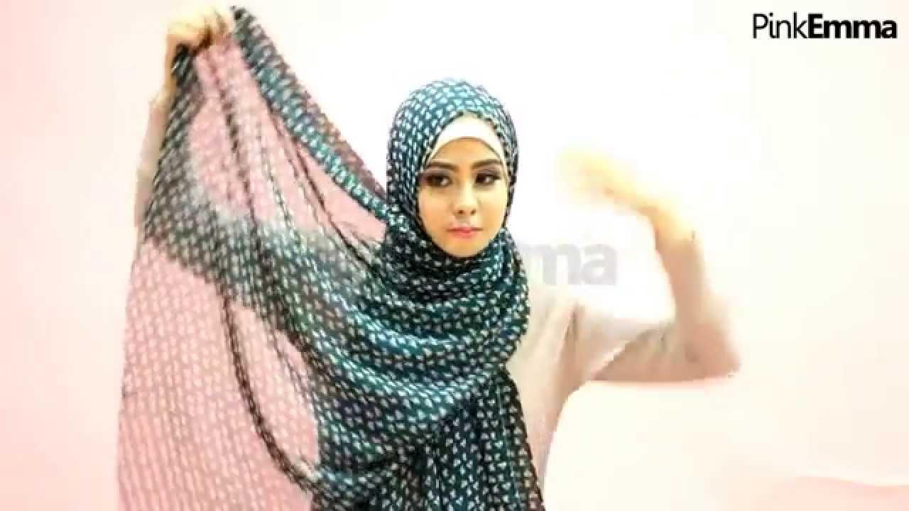 Tutorial Hijab Praktis Risty Tagor Untuk Kuliah Saat Ramadan YouTube