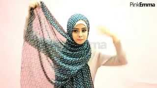 Tutorial Hijab Praktis Risty Tagor Untuk Kuliah Saat Ramadan