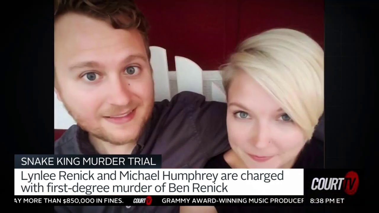 Trial update in the murder of a world renowned snake breeder, Ben Renick