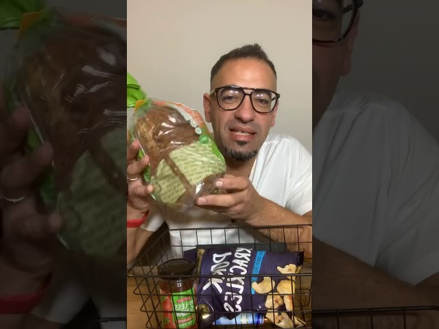 The delicious food I eat on keto from my FB Live.