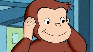 Curious George 🐵George The Architect 🐵Full Episode🐵Cartoons For Kids 🐵 Kids Movies