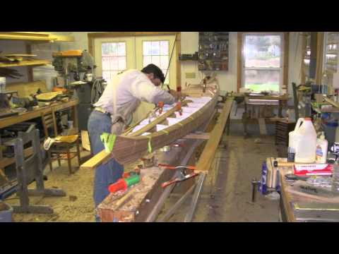 How to Make a Kayak - The Deck