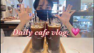 [Eng][Korea cafe vlog] 카페창업 전 …